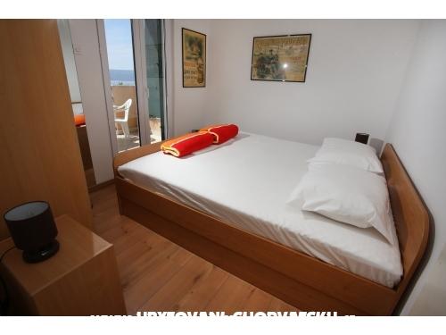 Appartements Villa Dalmas - Omiš Croatie