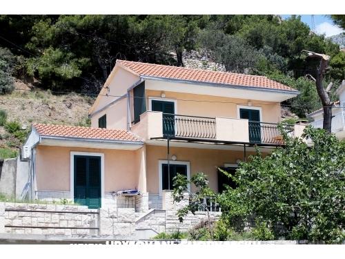 Apartmány Villa Dalmas - Omiš Chorvátsko