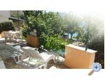 Ferienwohnungen Villa Dalmas - Omiš Kroatien