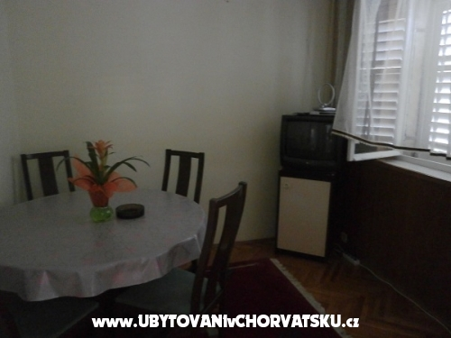 Apartmán Beata - Omiš Chorvatsko