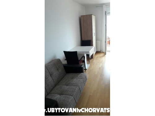Apartmány Bliznac - Omiš Chorvatsko