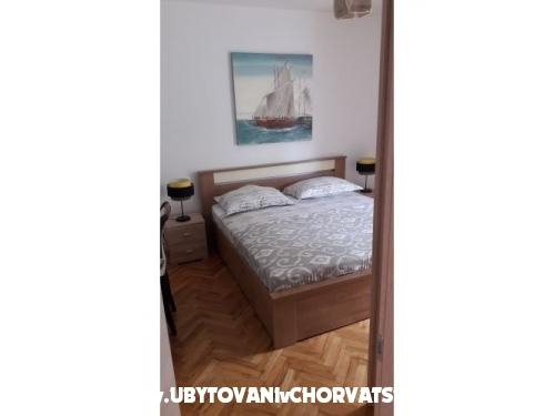 Apartmaji Bliznac - Omiš Hrvaška