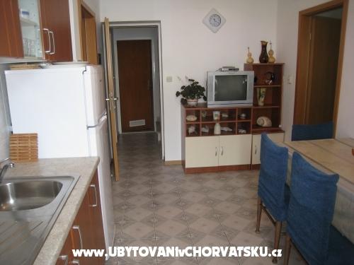 Apartmány Ana i Špiro - Omiš Chorvatsko