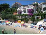 Bougainvillea beach house apartmani Хорватия omis