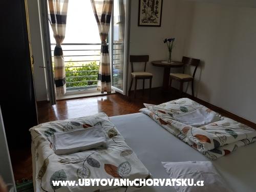 Calypso Diving Apartmány - Omiš Chorvatsko