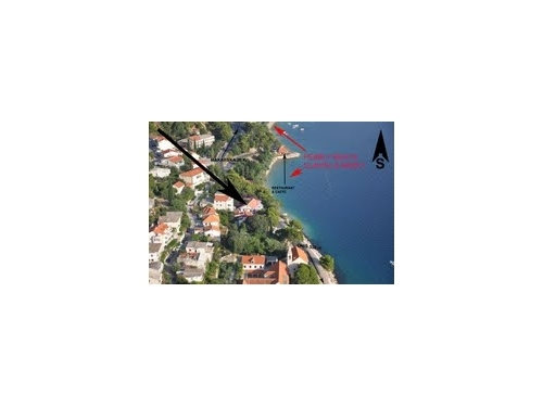 Calypso Diving Apartments - Omiš Croatia
