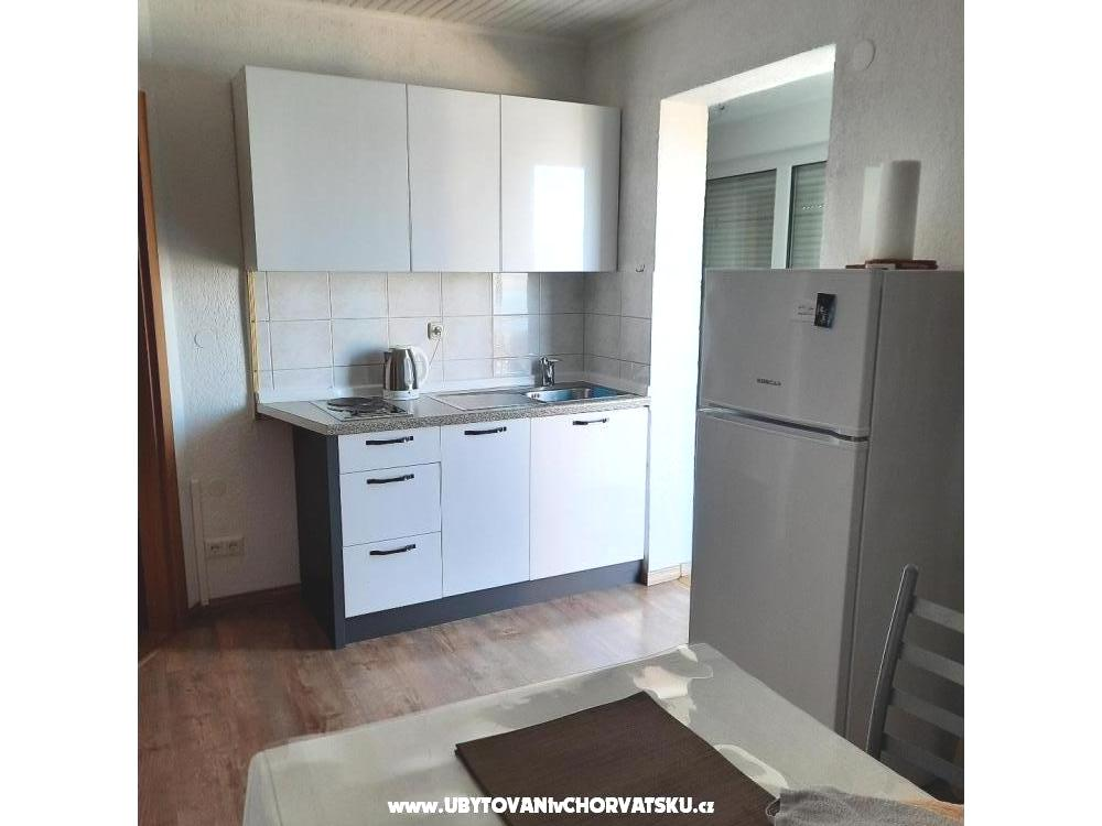 Apartmány Culjak  Omiš Marušići - Omiš Chorvátsko