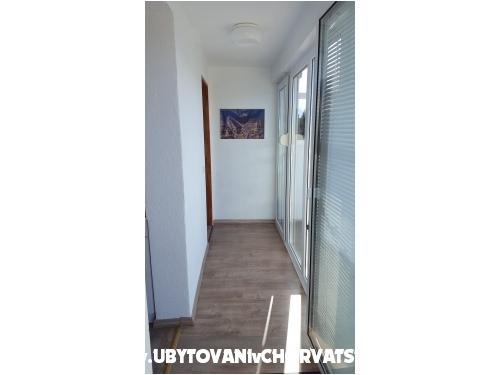 Apartmani Culjak  Omiš Marušići - Omiš Hrvatska