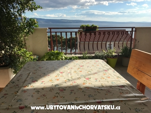 D&D seaview apartment - Omiš Croatia