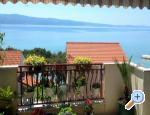 D&D seaview apartment, Omis, Croatie
