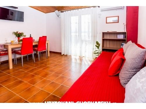 Apartmány Miroslav Vojnović - Omiš Chorvatsko