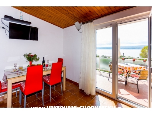 Apartmaji Miroslav Vojnović - Omiš Hrvaška
