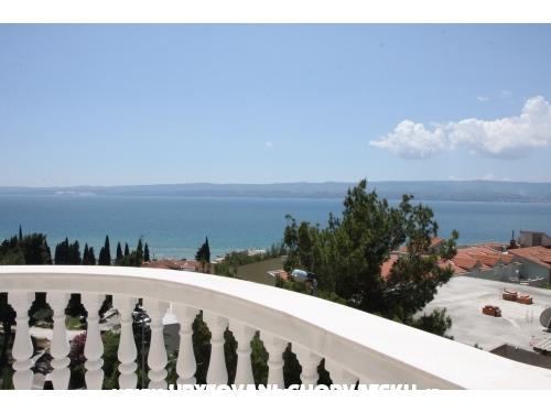 Appartementen Mosor - Omiš Kroatië