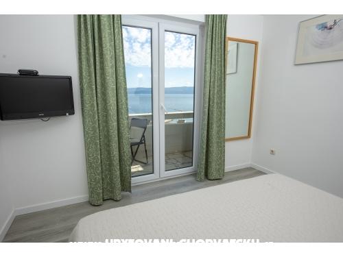Apartmaji Mosor - Omiš Hrvaška