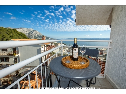 Apartments Mosor - Omiš Croatia