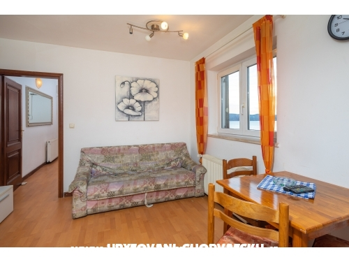 Family Chambres & Appartements Omis - Omiš Croatie