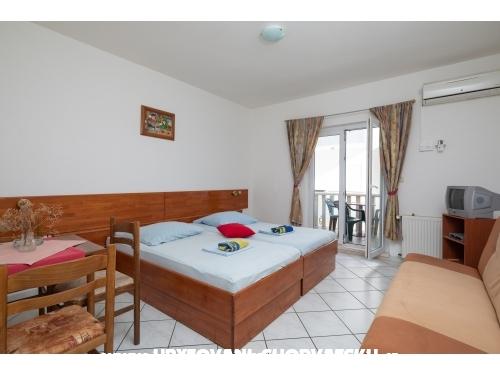 Family Pokoje & Apartmány Omis - Omiš Chorvatsko