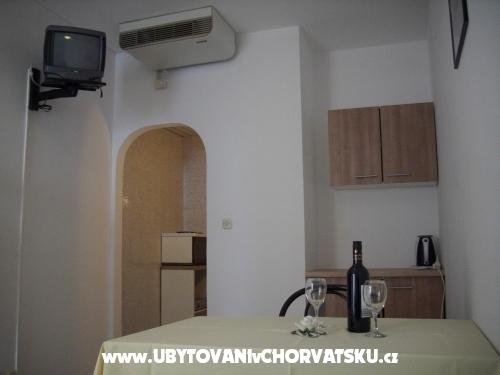 Aparthotel Ariston - Omiš Chorwacja