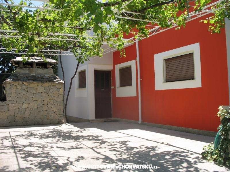 Ház Ana - Omiš Horvátország