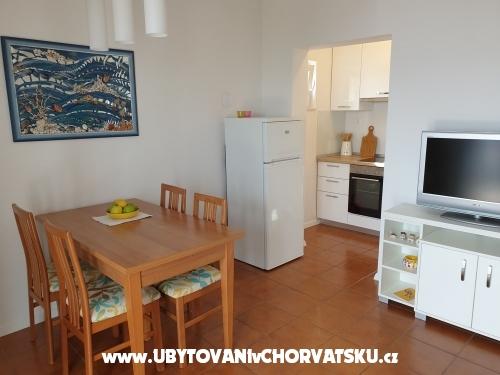 Hiša Kuzmanić - Omiš Hrvaška