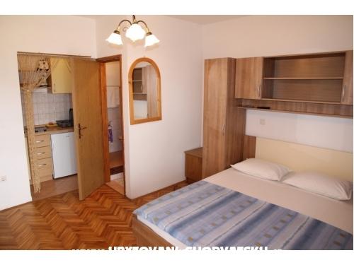 Jure & Marija Studio apartmani - Omiš Hrvatska