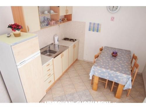 Appartements Lojosko - Omiš Kroatien