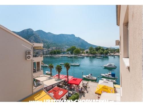 Luxury Apartmány Omis - Omiš Chorvatsko