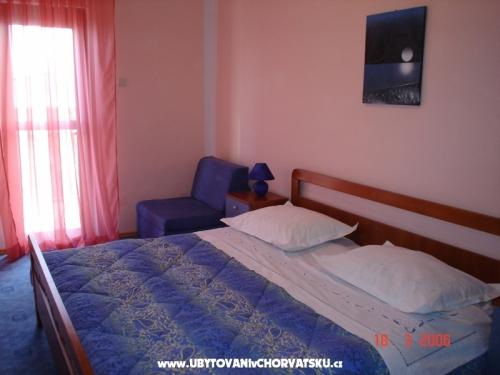 Apartmány Bozo - Omiš Chorvátsko