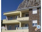 Apartment Megy - Omi� Kroatien