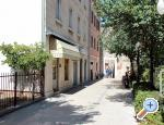 Apartment Mimica u centru Omiša Chorvatsko