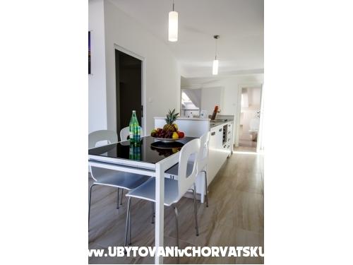Nemira Sunny Apartmány - Omiš Chorvatsko