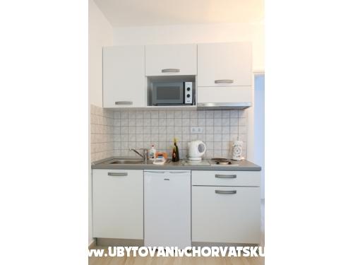 Nemira Sunny Apartmány - Omiš Chorvátsko