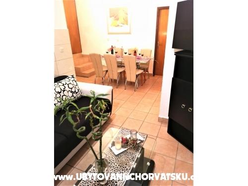 Apartmány Josipa - Omiš Chorvatsko