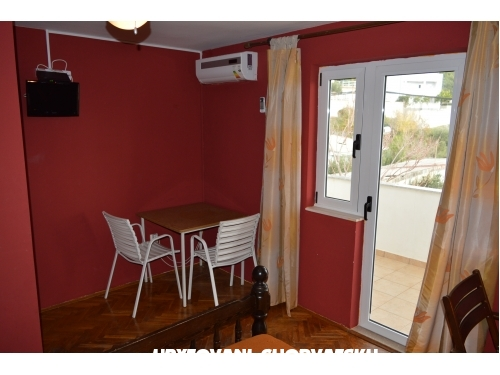 Pension & Appartements - Omiš Croatie
