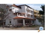 Pension Šarić, Omis, Croatie