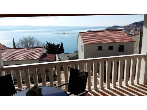 Petar apartmani Omis - Omiš Chorvatsko