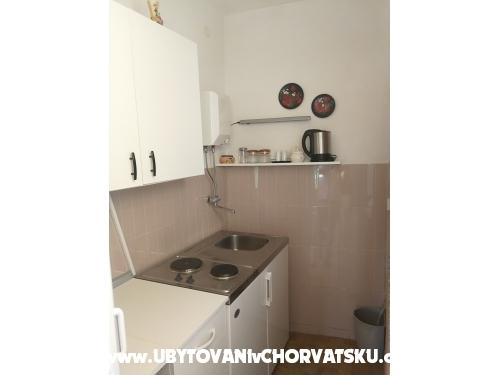 Apartmány Bionda - Omiš Chorvátsko