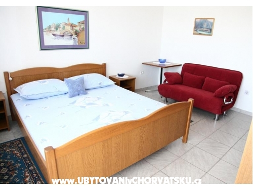 Apartments Bionda - Omiš Croatia