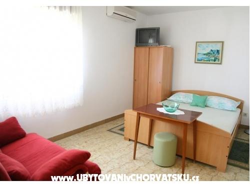 Apartmány Bionda - Omiš Chorvatsko