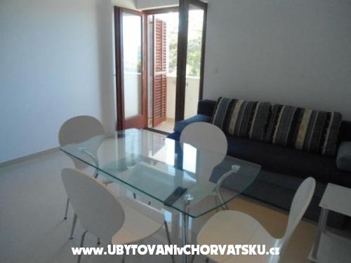 Apartmány Punta - Omiš Chorvatsko