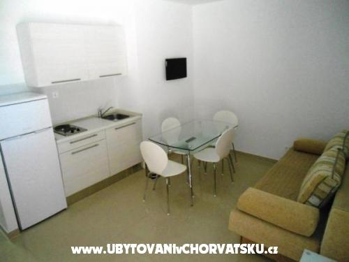 Apartamenty Punta - Omiš Chorwacja