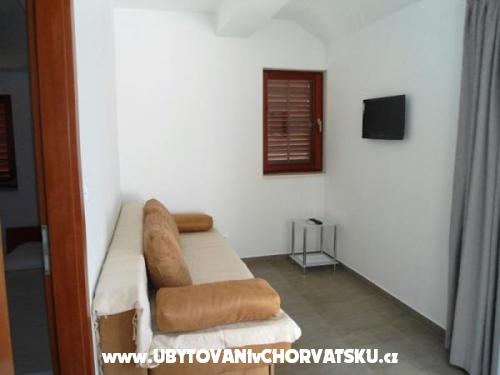 Apartmány Punta - Omiš Chorvátsko