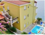 Omis Apartments Villa Mira