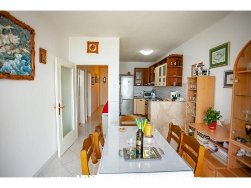 Apartman Snježana - Omiš Horvátország