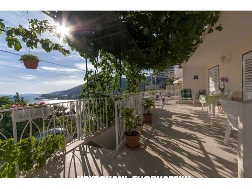 Apartament Snježana - Omiš Chorwacja