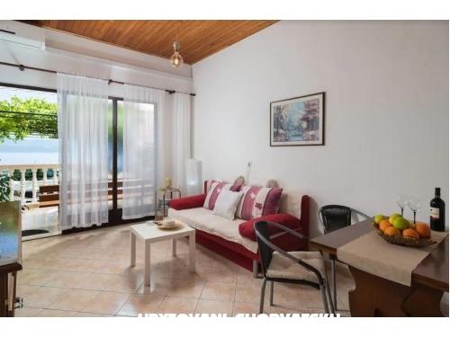 Appartements TOMAS - Omiš Kroatien