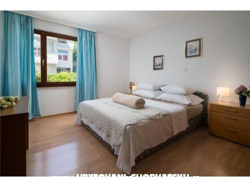 Appartements TOMAS - Omiš Croatie