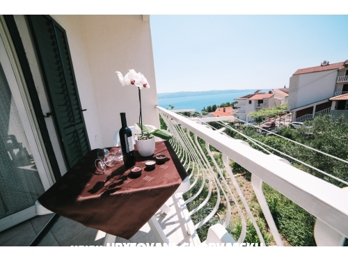 Villa Brigita - Omiš Horvátország