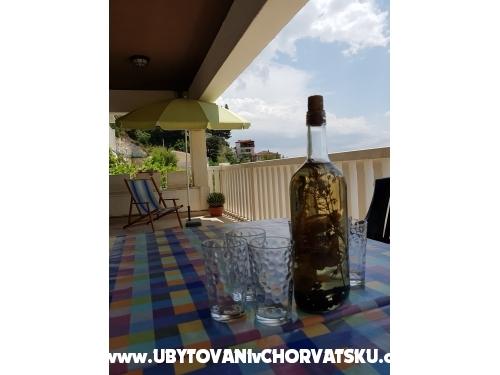 Villa Girica - Omiš Croatie