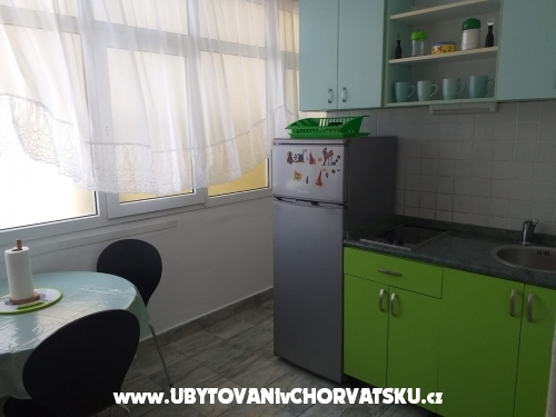 Villa Kaštelan - Omiš Kroatien